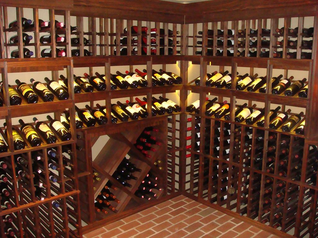 Charlotte remodeling company charlotte nc attic for In home wine cellar