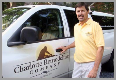 Charles Brown Charlotte Remodeling Company General Contractor Charlotte NC SouthPark Ballantyne