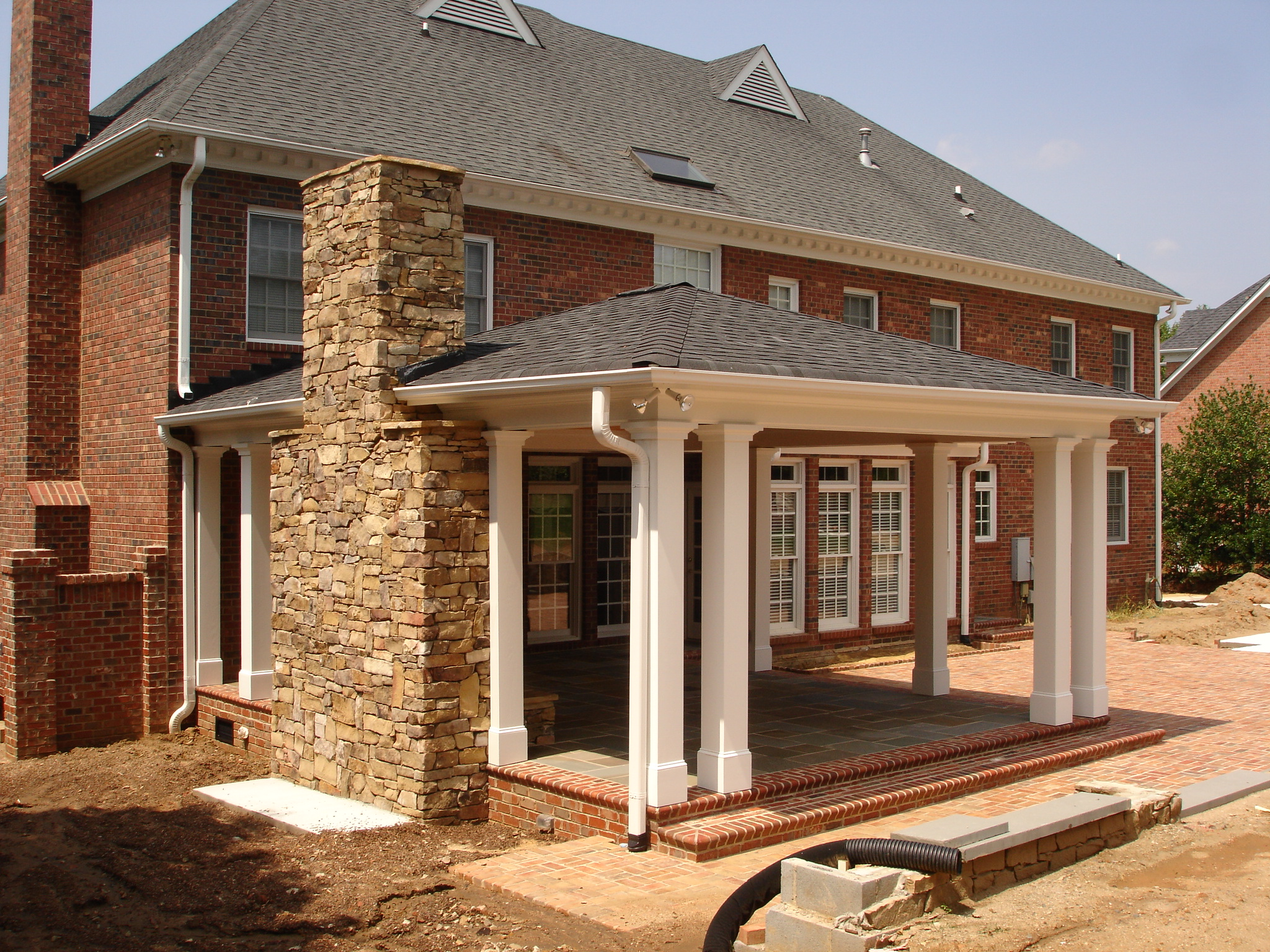 Charlotte Remodeling Company | Charlotte, NC » Outdoor ... on Outside Living Area id=37355